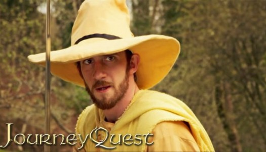 JourneyQuest – Episode One: Onward